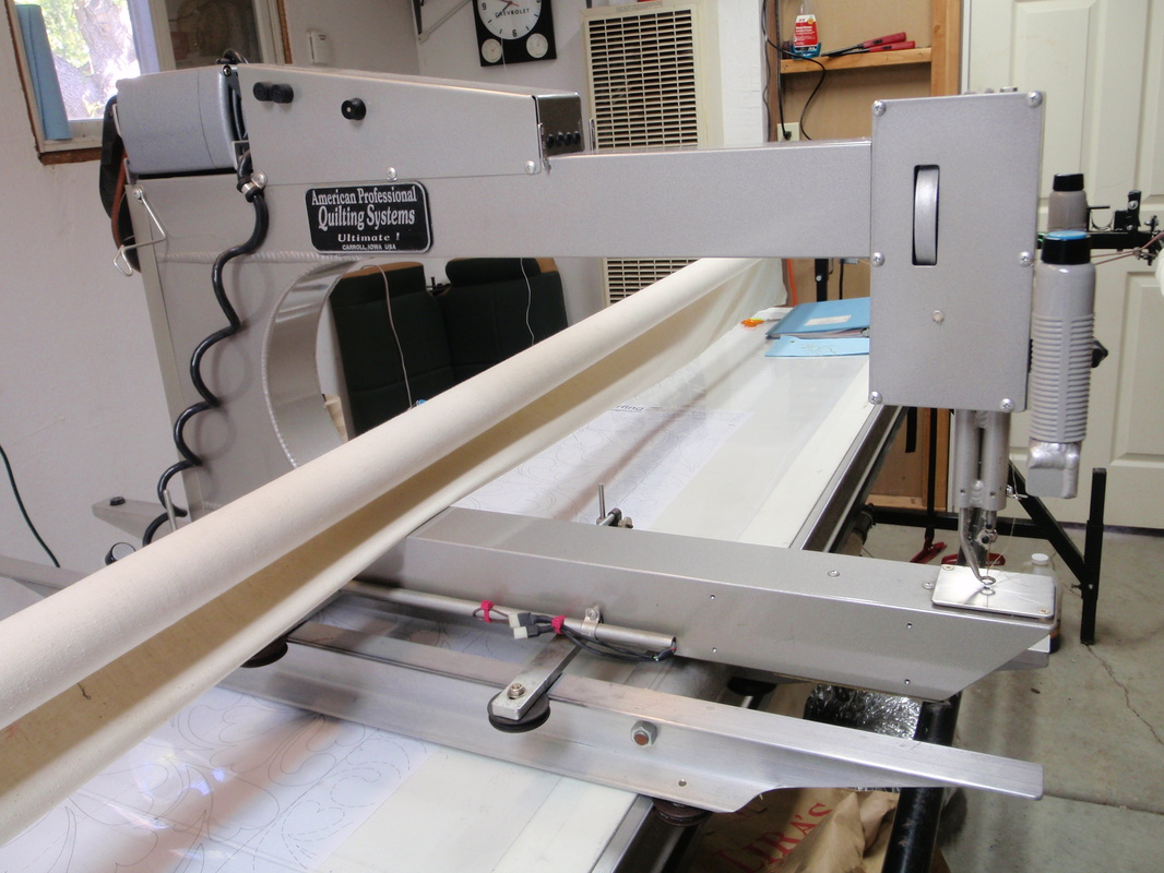 longarm machine quilting quilt most long sale about for lucey arm questions common machines apqs used